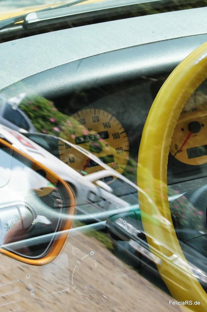 Absuluter Wahnsin der Wagen wie frisch aus der Ausstellung