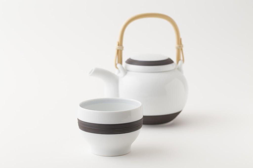 SUMINOWA Sencha Porcelain Teacup