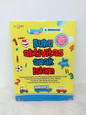 Buku Aktivitas Anak Islam