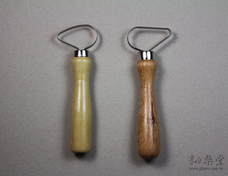 陶藝工具-大頭刮刀修坯刀