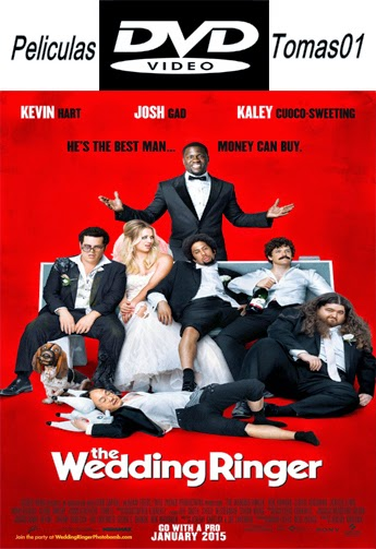 Alquiler De Padrinos (The Wedding Ringer) (2015) DVDRip