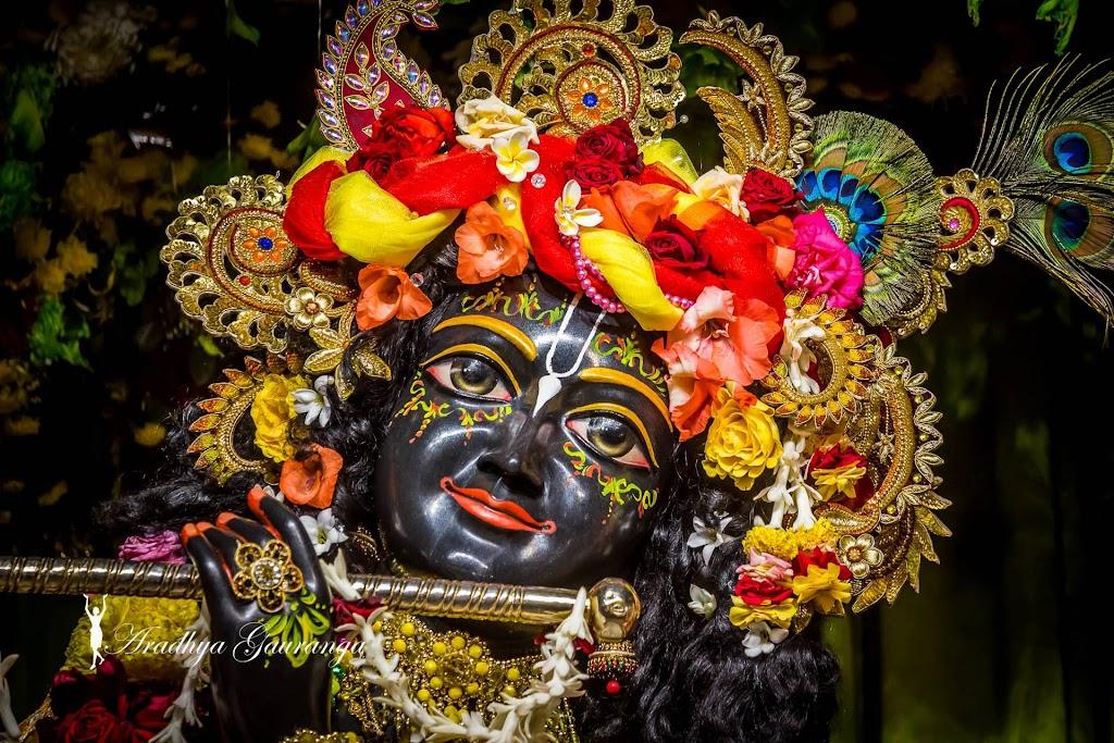 ISKCON Mayapur Deity Darshan 13 Jan 2017 (31)