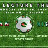 2014 FIFA World Cup - Iran vs Nigeria June 16, 2014