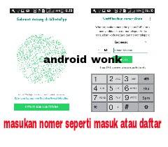 cara buat dua akun whatsapp dalam satu ponsel