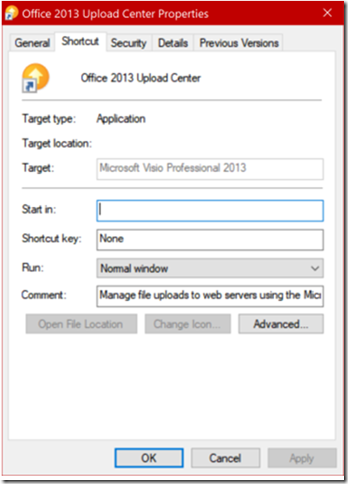 Determining (Almost) Any Shortcut's Target | vCloudInfo