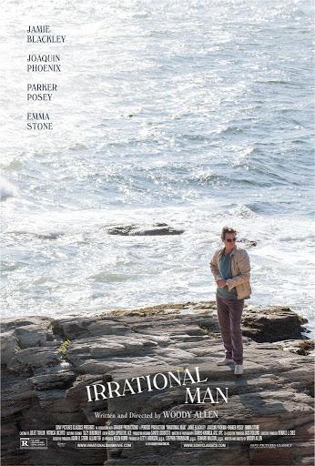 Παράλογος Άνθρωπος (Irrational Man) Poster