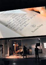 Photo: WIEN/ Burgtheater / Kasino: WUNSCHLOSES UNGLÜCK nach Texten von Peter Handke. Premiere 9.2.2014. Foto: Barbara Zeininger