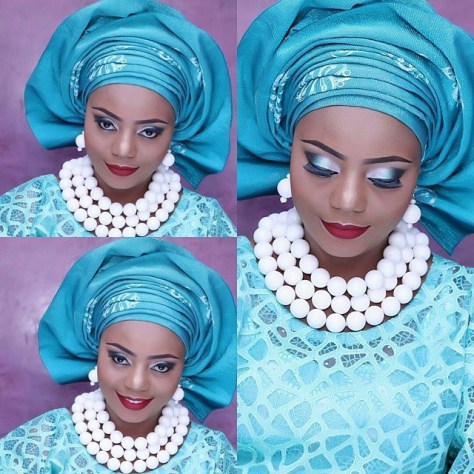 latest gele headtie styles for nigerian 2017
