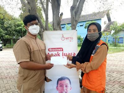 Pembinaan Dan Penyaluran Beasiswa Anak Juara Binaan Rumah Zakat Bekasi