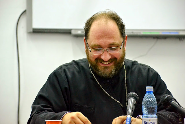 Pr. Constantin Necula despre tineri, FTOUB 139