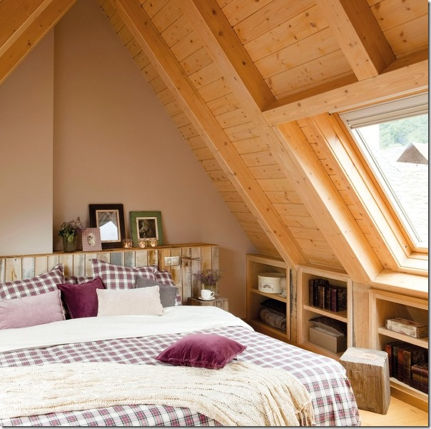 camera-letto-mansarda-stile-country-1