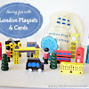 Having Fun with London Playsets & Cards
