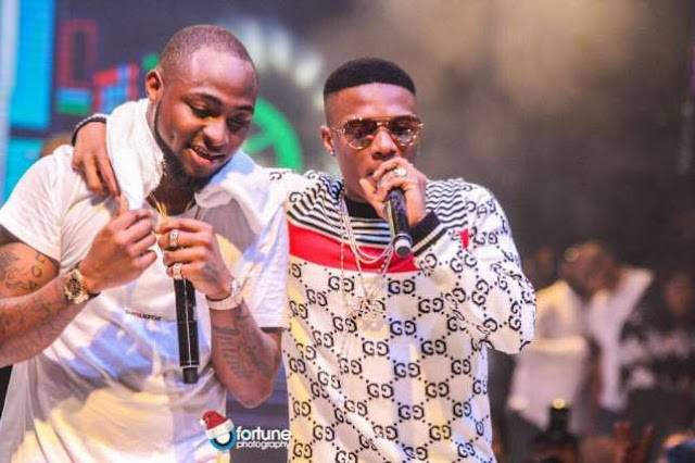 Davido and Wizkid revealed how they both squashed the beef