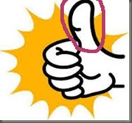 thumbs up circled1