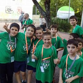 IV Olimpiada Escolar