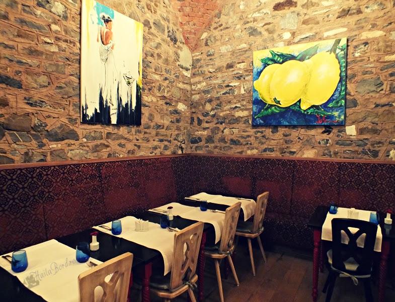 restaurant castel cantacuzino