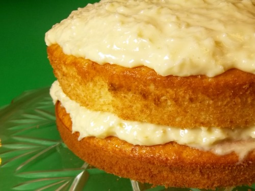 Key Lime Coconut Cake: Your Recipe, My Kitchen: