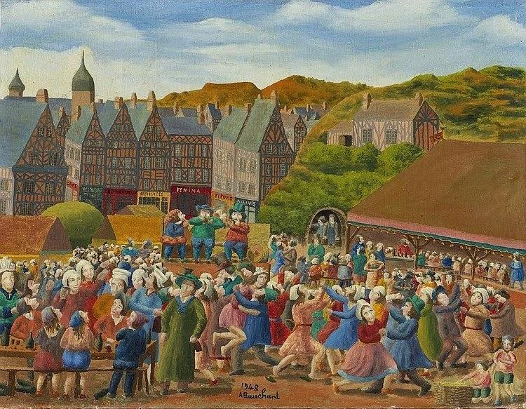 André Bauchant - Festival du village