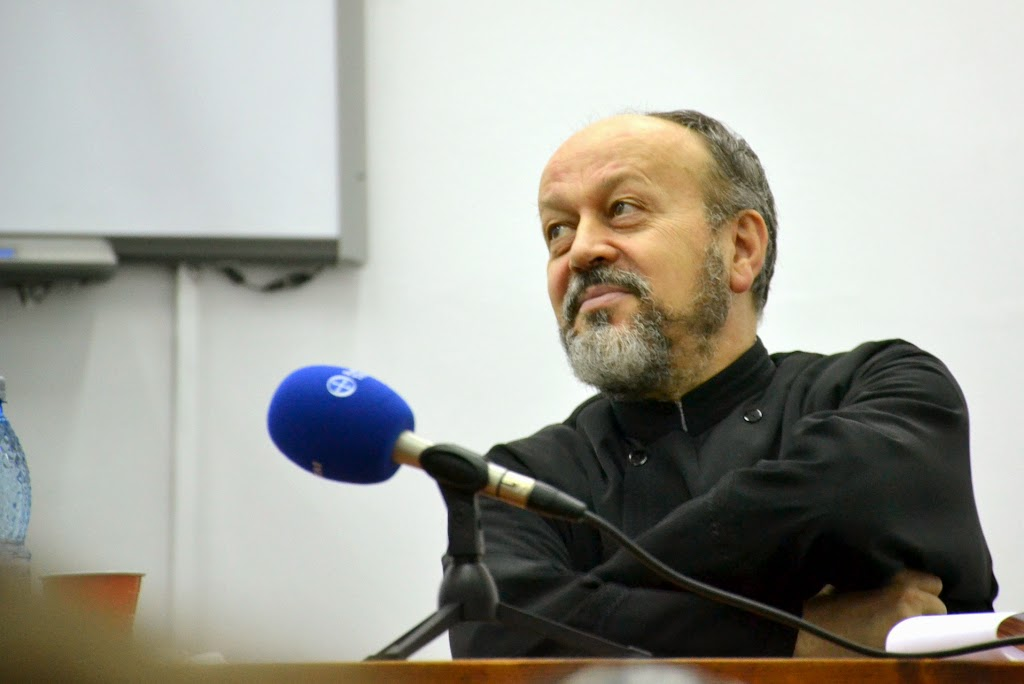Pr. Constantin Necula despre tineri, FTOUB 024