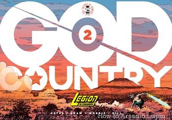 Actualización 14/03/2017: God Country #02, con Heisenbergen las traducciones y Sueño en las maquetas.