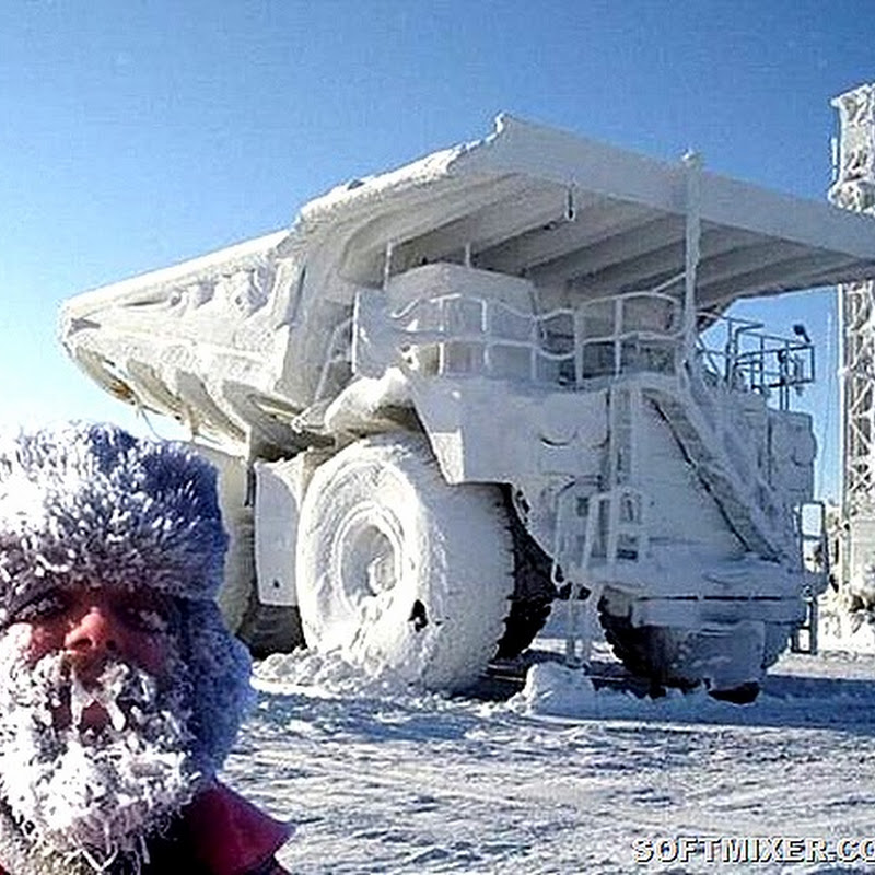 Когда приходит настоящая зима