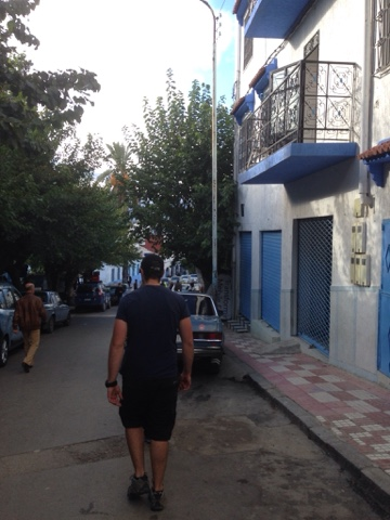 Where To Next Africa Tanger To Chefchaouen Morocco