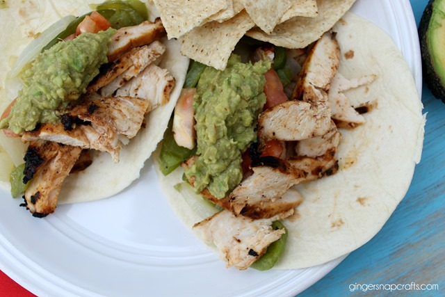 chicken fajita marinade
