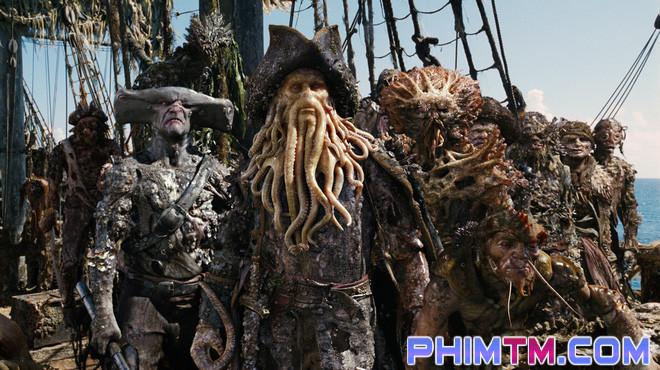 Xếp hạng phản diện trong loạt phim Pirates of the Caribbean - Ảnh 3.