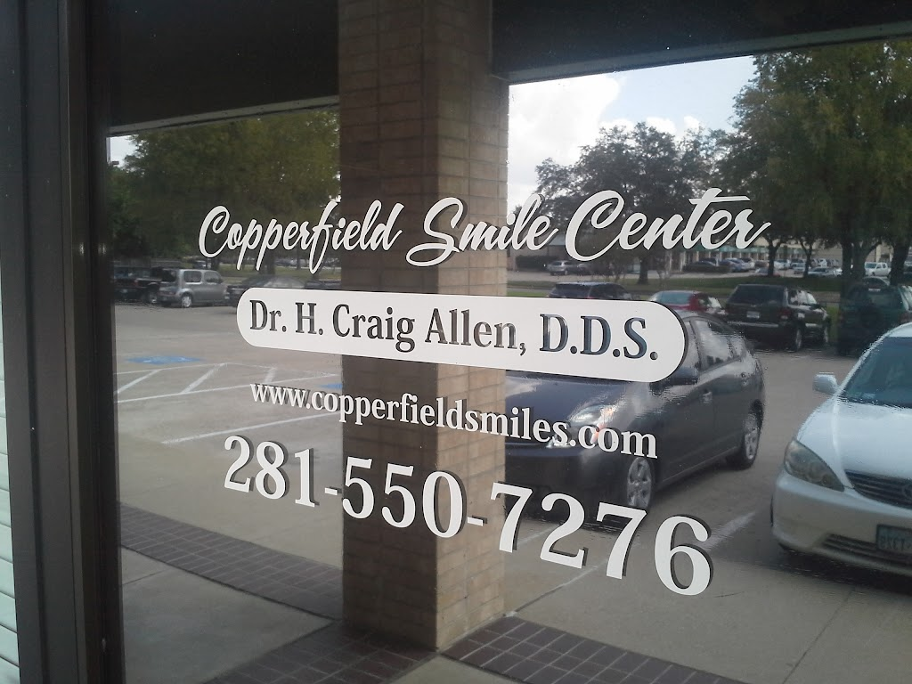 Dentist in Houston | Copperfield Smile Center at 15218 West Rd, Houston, TX