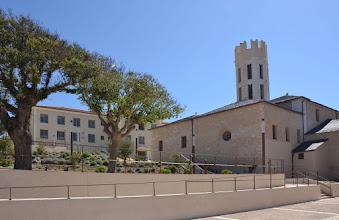 Photo: kostol Saint-Dominique de Bonifacio