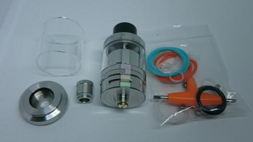 DSC 4004 thumb%255B2%255D - 【RTA】「Geek Vape Ammit 25 RTA」(ギークベープアメミット25RTA)レビュー。アメミットの新型はデカミット!?タンク容量バリエーションありのクラウド・フレイバー製造アトマ【電子タバコ/VAPE/爆煙/アトマイザー】