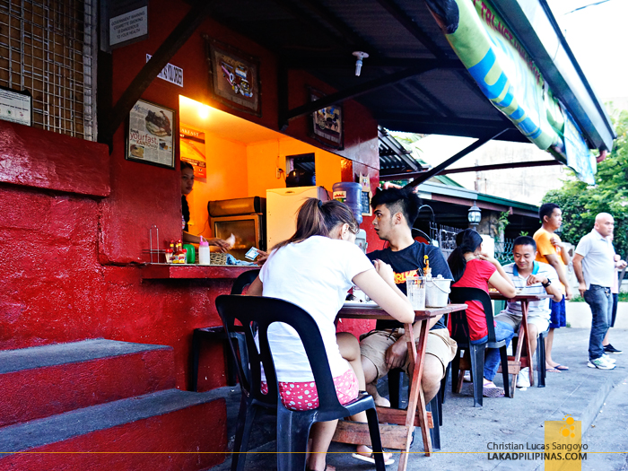 Sidewalk Al Fresco at Mandaluyong's Kanto Freestyle Breakfast