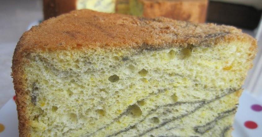 How Long To Bake Chiffon Cake