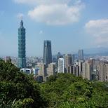 Taipei, Taiwan in Taipei, T'ai-pei county, Taiwan