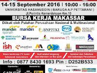 Bursa Kerja Makassar