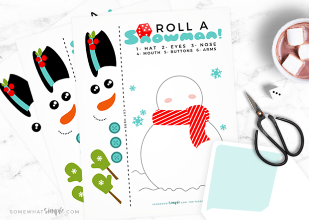 roll-a-snowman-printable-activity-supplies