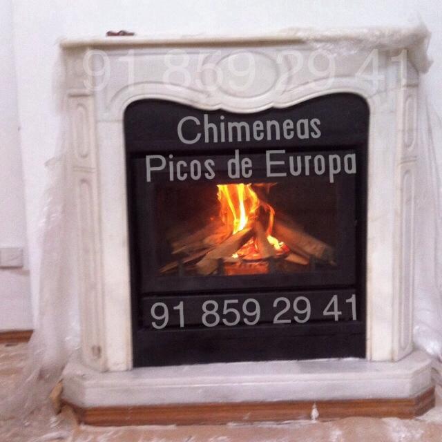 Chimeneas picos de europa chimeneas cl sicas para - Chimeneas picos de europa ...