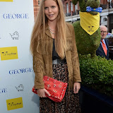 WWW.ENTSIMAGES.COM -   Katie Readman   arriving at       A Date With Your Dog in Honour of Clarissa Baldwin OBE at George Club, London September 9th 2014Celebrities attending The Dog's Trust party in honour of their chief exec Baldwin.                                                 Photo Mobis Photos/OIC 0203 174 1069