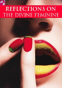 Cover of John Nash's Book Reflections On The Divine Feminine