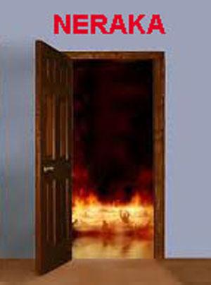 Jauhi Tiga Pintu Neraka Ini