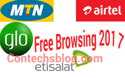 MTN free browsing 2017