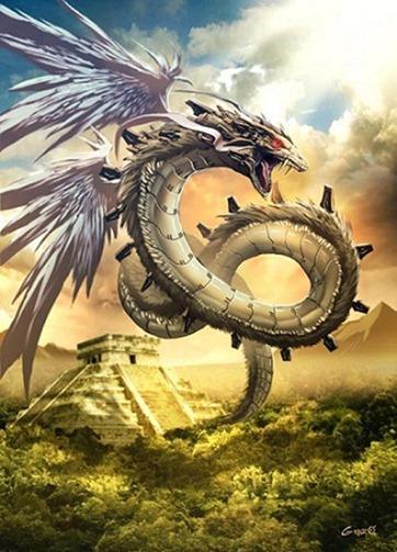 quetzalcoatl_by_genzoman