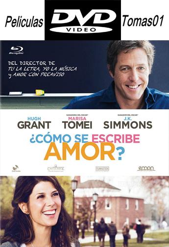 ¿Cómo se escribe amor? (The Rewrite) (2014) DVDRip