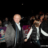 WWW.ENTSIMAGES.COM - David Jason  arriving  at  Cirque Du Soleil: Kooza VIP Royal Albert Hall London January 8th 2013                                                       Photo Mobis Photos/OIC 0203 174 1069