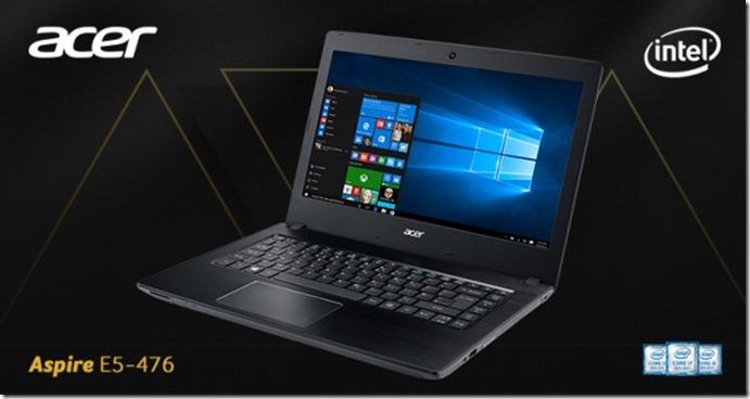 Harga Spesifikasi Acer Aspire E5-476G 86CD