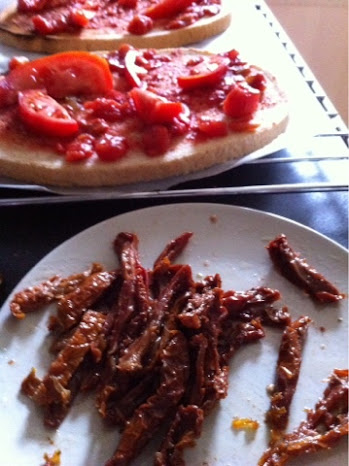 Recette express tomates