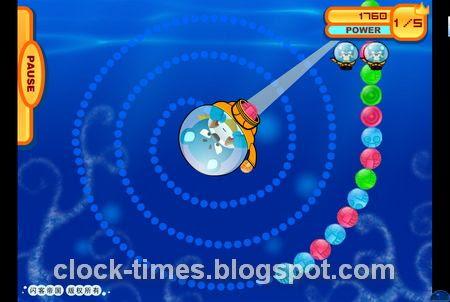 Marine Balls screen2