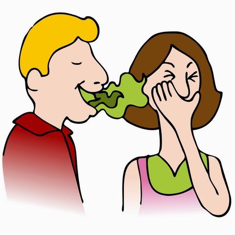 Inilah Penyebab Bau Nafas Tidak Sedap 1