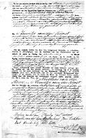 Ham, Nicolaas v.d. en Kwast, Pleuntje v.d. Huwelijksakte 24-10-1833.jpg