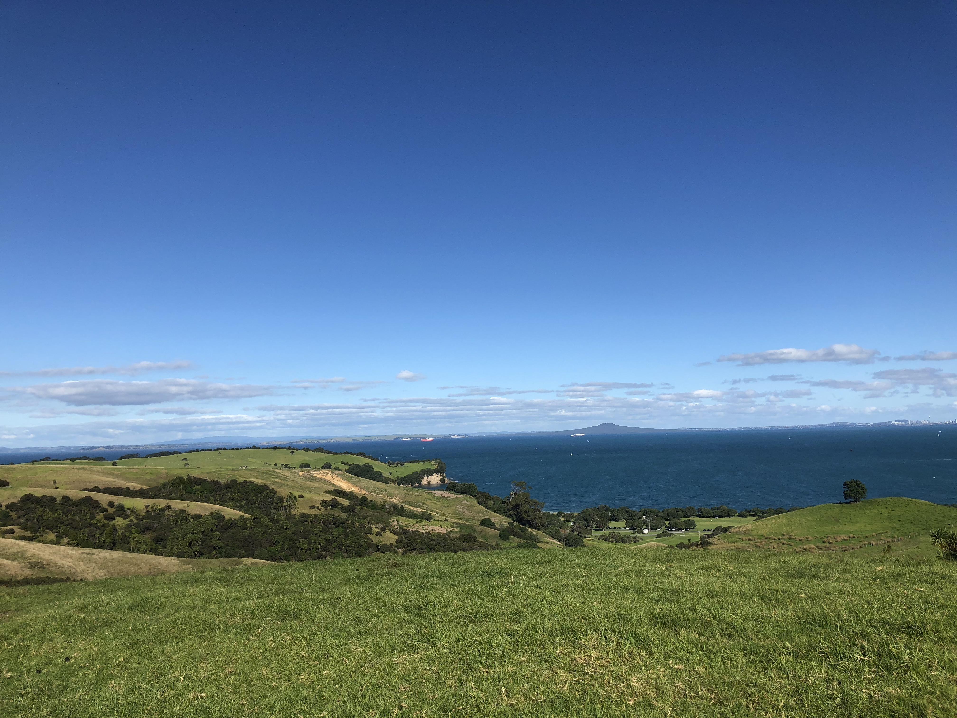 新西兰徒步指南